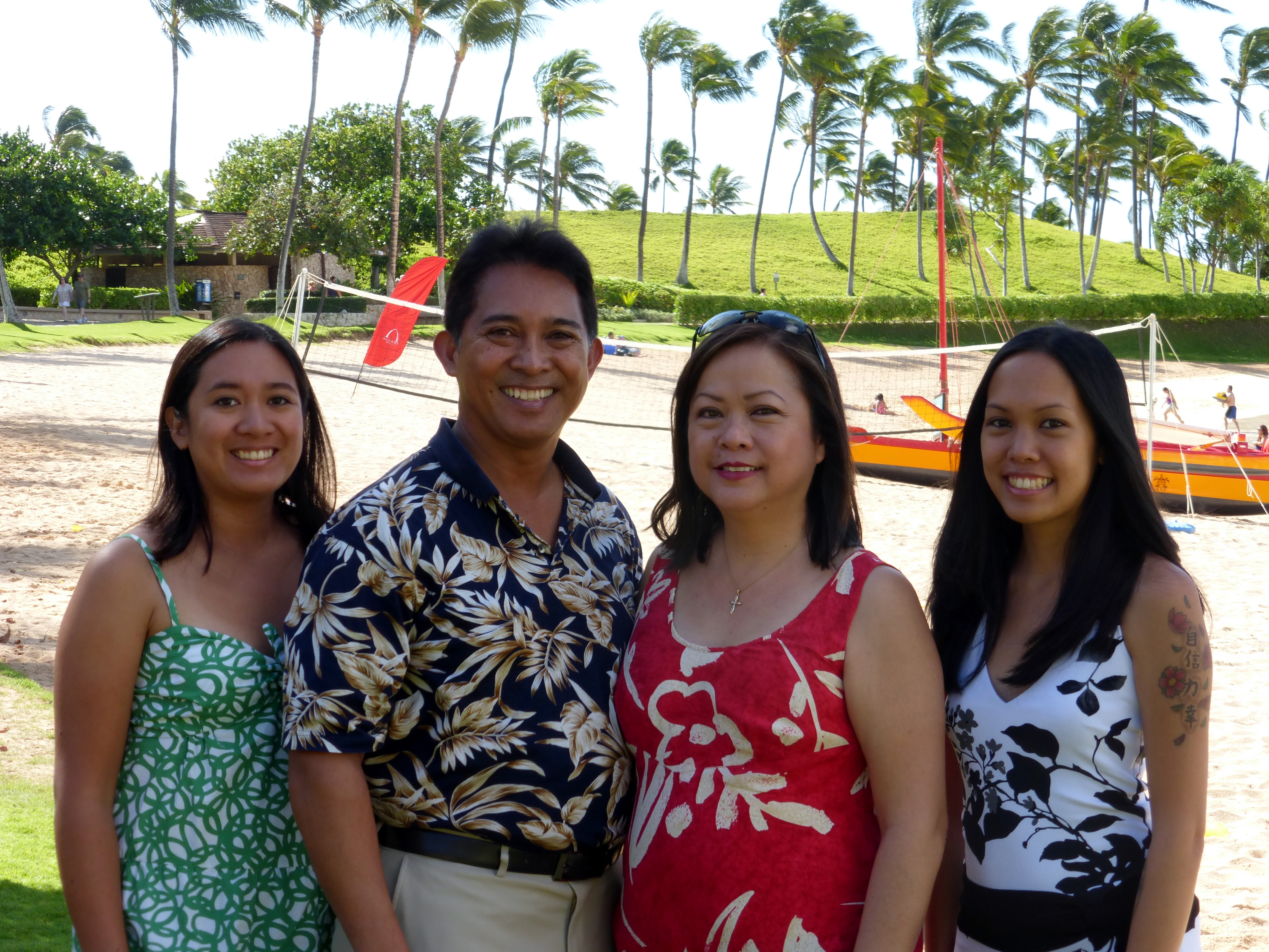 Happy Holidays from the Garcia Ohana!